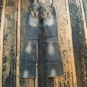 Miss Me size 28 bootcut